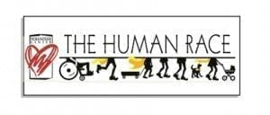 The Human Race event logo